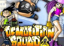 Demolition Squad играть онлайн