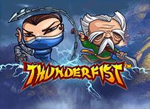 Онлайн игра Thunderfist